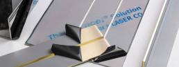 Esempio di piega folding metallo Metal Steel