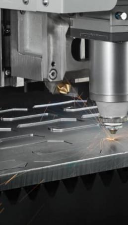 Taglio laser lamiera 2 Metal Steel