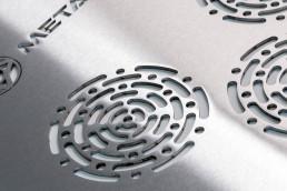 Taglio laser lamiera in acciaio 3mm 2